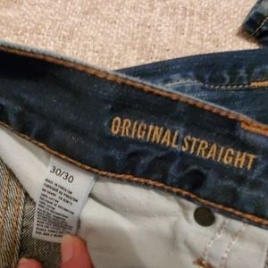American Eagle Outfitters Jeans - American Eagle Men 30x30 original straight